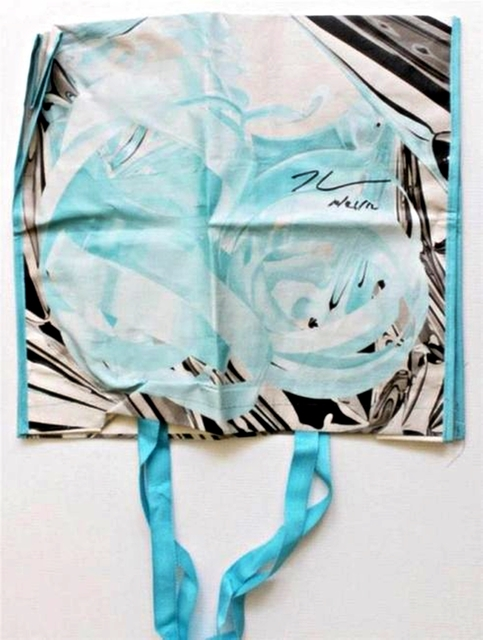 , 'Mixed Media Bag (Hand Signed),' 2012, Alpha 137 Gallery