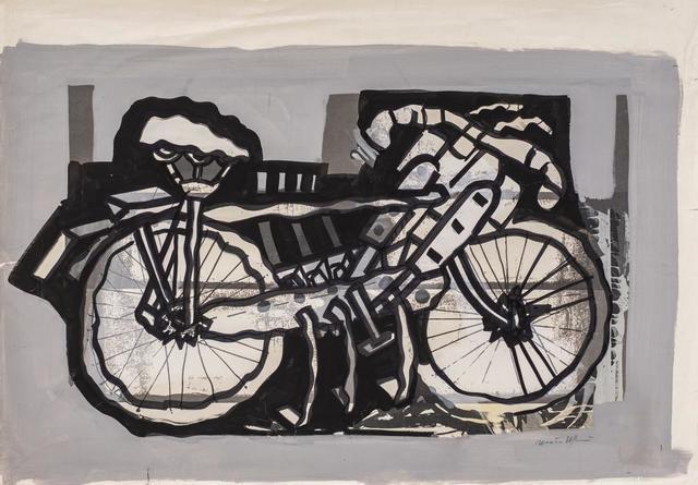 Renato Volpini, 'Bicicletta', Itineris