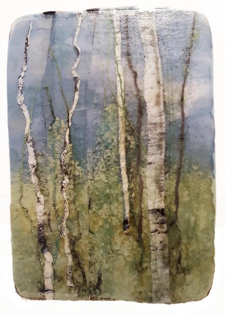 Roger Thomas, 'Homage Klimt', ca. 2016, L'Attitude Gallery