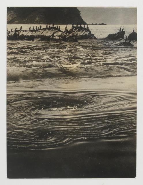 ", '""Journey"" – The Naruto Whirlpool,' 1947, MEM"