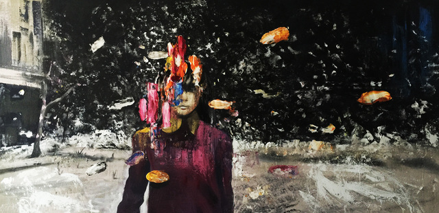 , 'Silent Snow,' 2017, Lois Lambert Gallery
