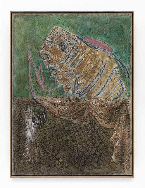 , 'From Just Married Machine,' 2019, David Kordansky Gallery
