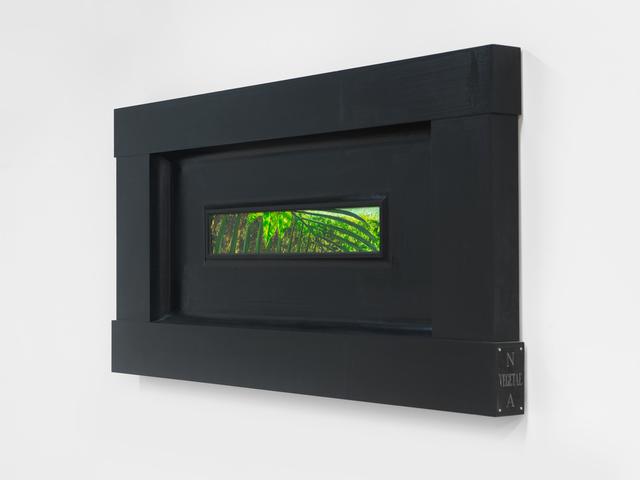 Neil Jenney, 'North American Vegetae', 2007, Painting, Oil on canvas in artist's frame, Magenta Plains