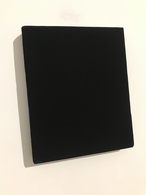 , 'Black Painting,' 2017, Sebastian Fath Contemporary