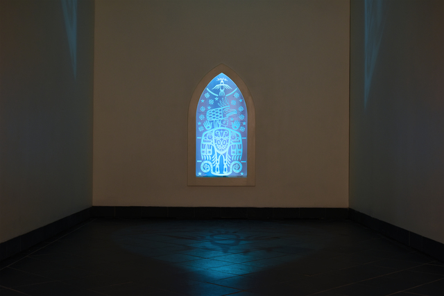 , 'The House of the Ghosts,' 2016, Cantor Fitzgerald Gallery, Haverford College