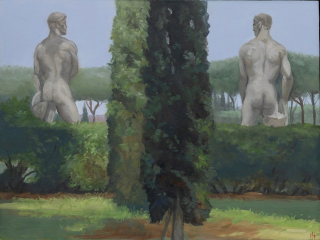 , 'Marble Athletes from the Provinces of Siena and Alessandria,' , Robert Simon Fine Art