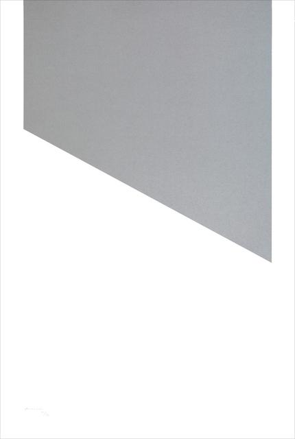 , 'Untitled (Guillotine),' 2017, Polígrafa Obra Gráfica