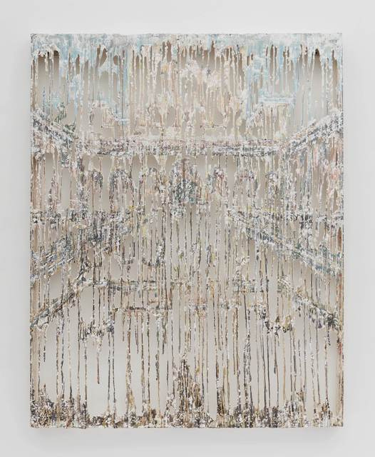 , 'A Meeting in the Middle,' 2017, Marianne Boesky Gallery