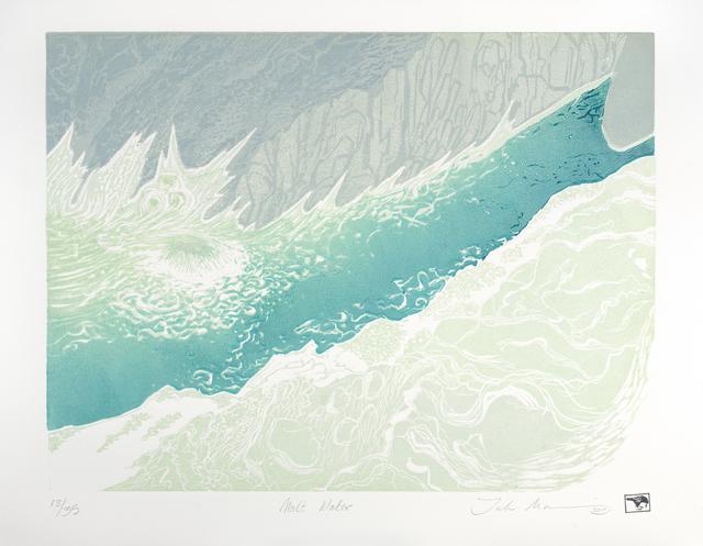 , 'Melt Water,' , Circle Contemporary