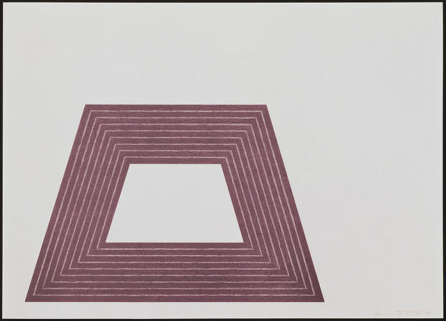 , 'Ileana Sonnabend,' 1972, Bernard Jacobson Gallery