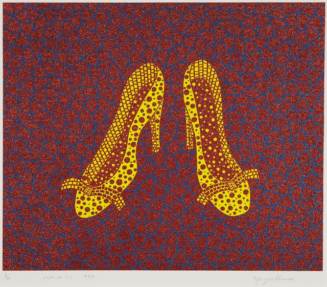 Yayoi Kusama, 'High Heels (1)', 1999, Phillips
