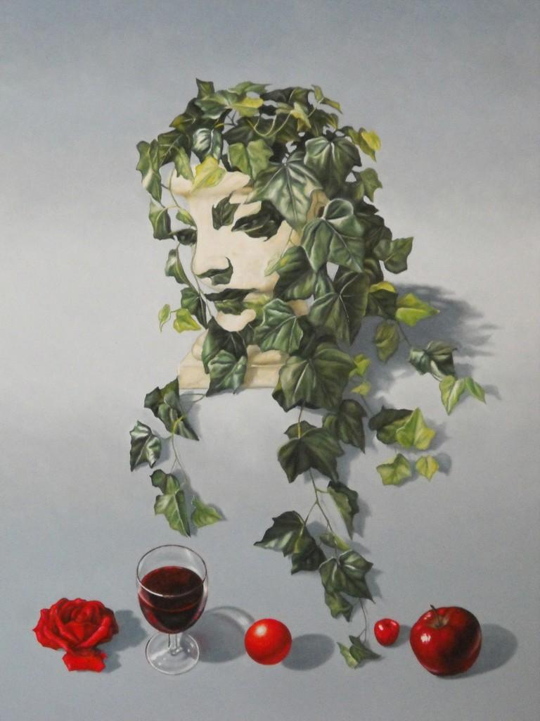 Foliage, 2017 by Frank Björklund