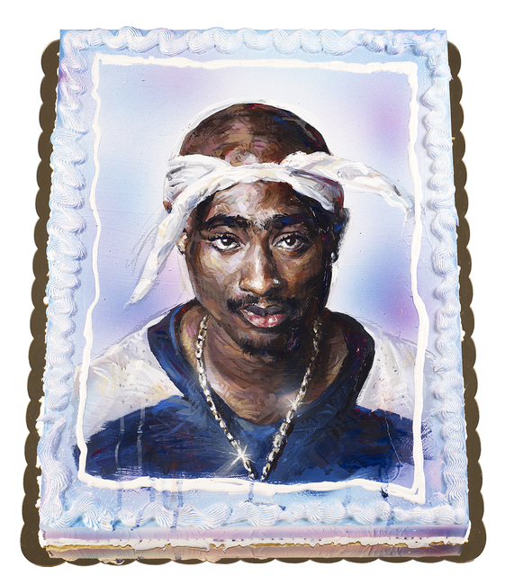 , 'Happy Birthday Makaveli,' 2013, Subliminal Projects