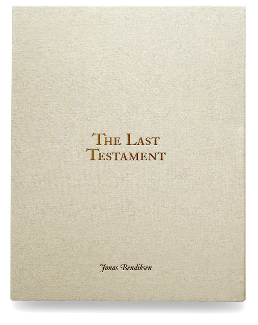 , 'The Last Testament special edition with print,' , GOST Books