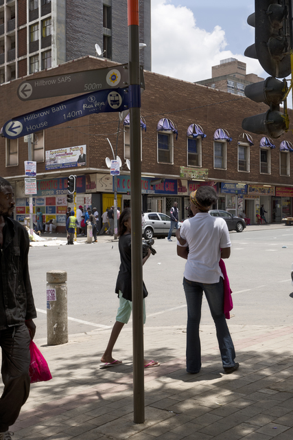 , 'Twist Street, Johannesburg,' 2017, Stevenson