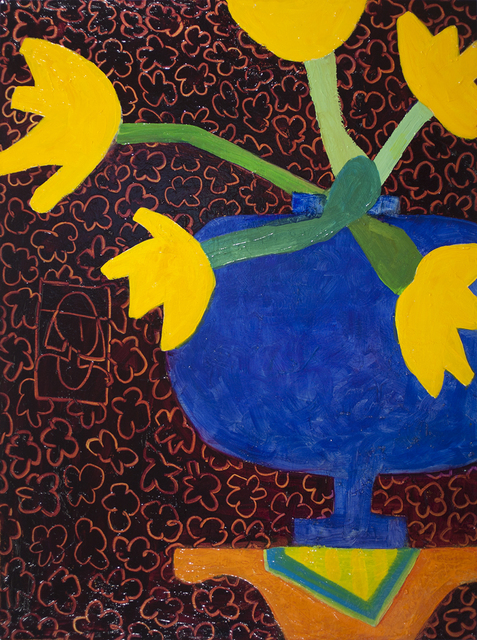 , 'Dutch Smile,' 2013, Kathryn Markel Fine Arts