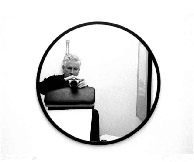 , 'Self Portrait (Round),' 2016, ACA Galleries