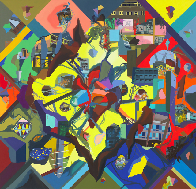 , 'chess Me,' 2016, Templon