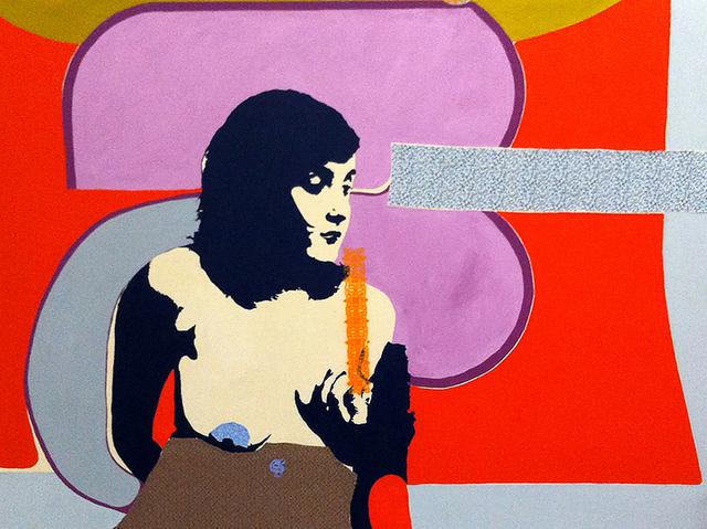 Carlos De Villasante, 'Headboard', 2012, Diana Lowenstein Gallery