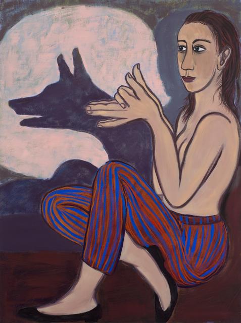 , 'Shadow Fox,' 2012, Huxley-Parlour