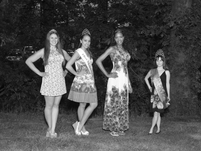, 'Miss Model contestants. Cleveland, Ohio,' 2012, Sean Kelly Gallery