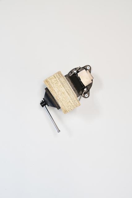Serena Fineschi, 'Bagno Eden. Tra l'orizzonte e il mare (Caption Series)', 2020, Sculpture, Vise, cardboard, Palazzo Monti