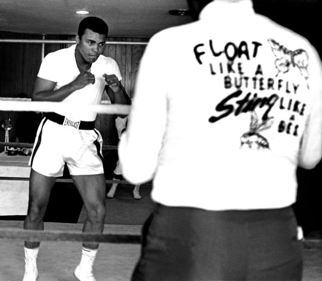 , 'Ali Float Like a Butterfly, Miami,' 1964, Holden Luntz Gallery