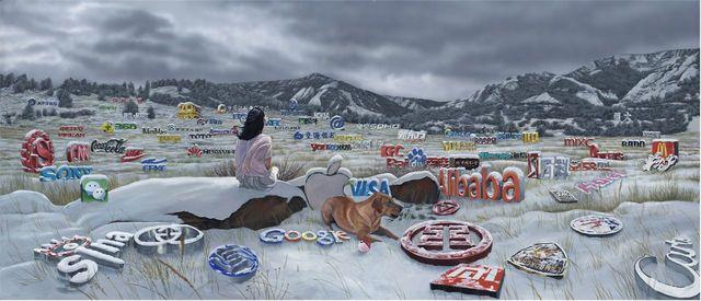 , 'Snow ,' 2016, Yang Gallery