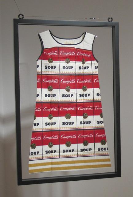 Andy Warhol, 'Souper Dress', 1965, Woodward Gallery