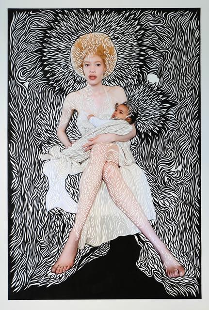 , 'Diandra and Rain,' 2016, Zhou B Haus der Kunst
