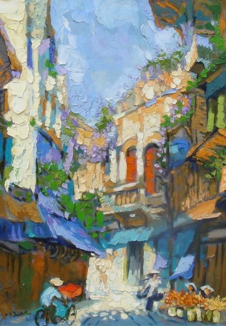 , 'The Lane,' 2011, Ai Bo Gallery