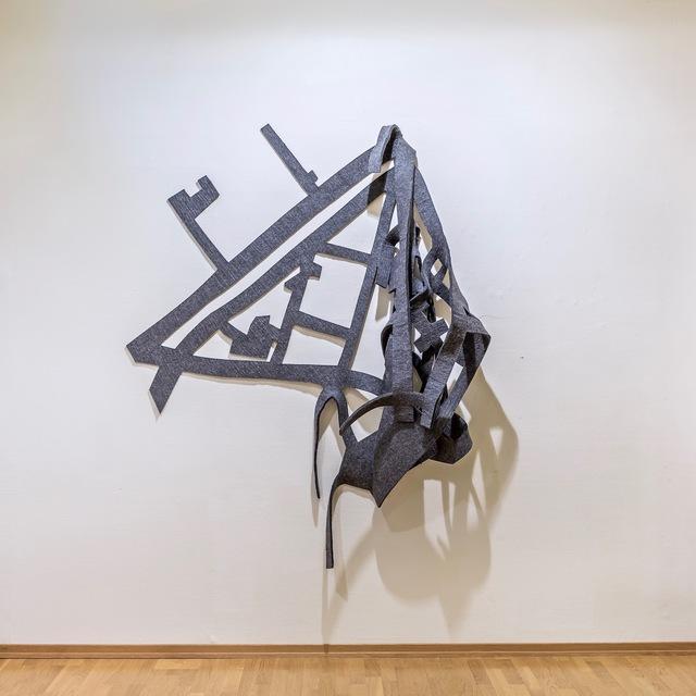 , ' Body/City (Kreuzkölln),'  2015, Alfa Gallery