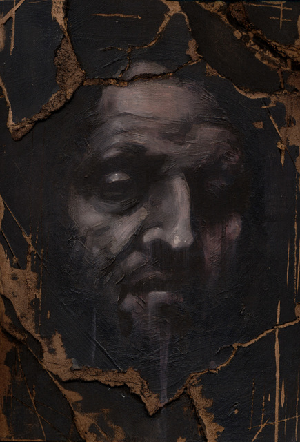 , 'The Shadow Lurker,' 2017, Helikon Gallery & Studios