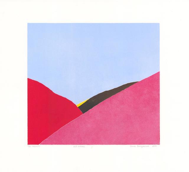 , 'Blue Sky,' 2019, Kunstverket Galleri