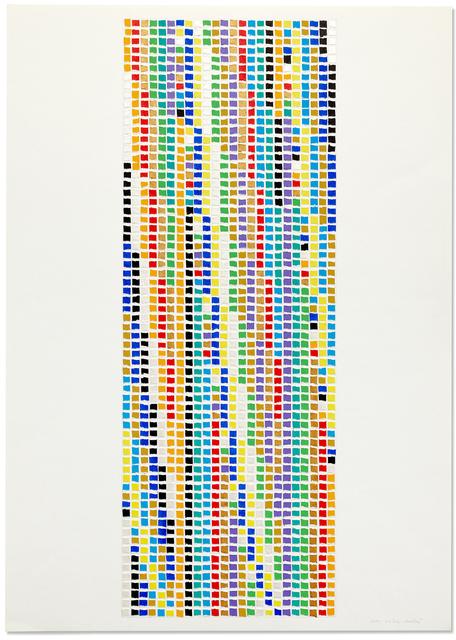 , 'GF1712,' 2000, Sous Les Etoiles Gallery