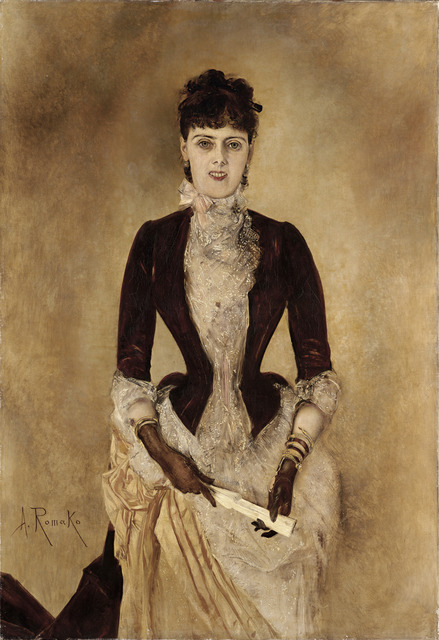 , 'Portrait of Isabella Reisser,' 1884-1885, The National Gallery, London