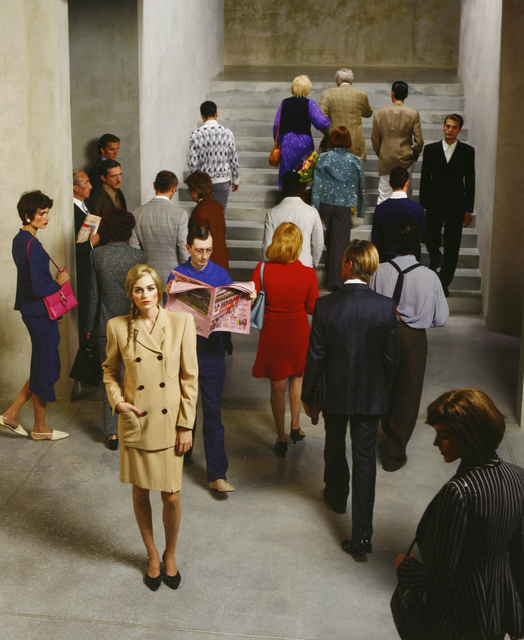 Alex Prager, 'Museum Lobby', 2015, Sworders