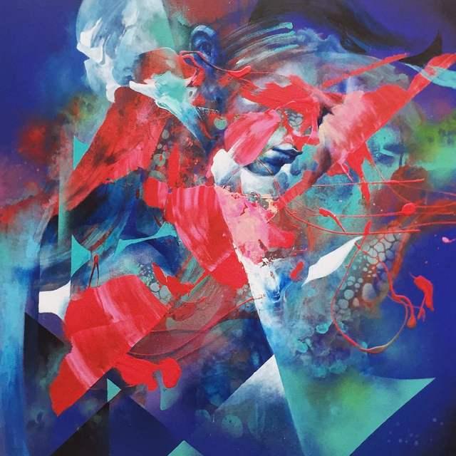 , 'Neptune Retrograde,' 2016, Mirus Gallery