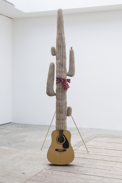 , 'Six-String Succulent,' 2014, Paradise Row