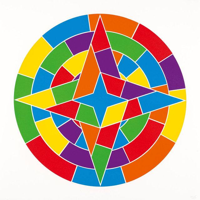 Sol LeWitt, 'Stars', 2002, Koller Auctions