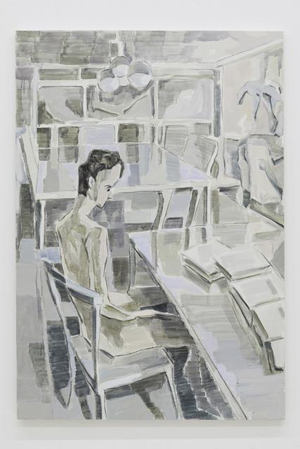 Hiro Kunikawa, 'untiltled', 2018, Painting, Oil on canvas, Tomio Koyama Gallery
