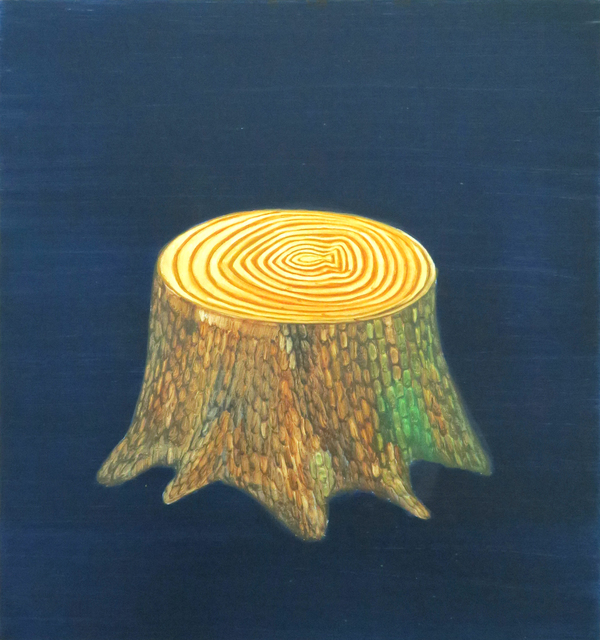 , 'Fish In the Tree,' 2016, Proyectos Ultravioleta