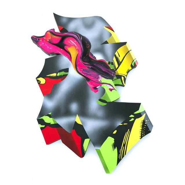 , 'Cultural Disillusionment,' 2017, Galerie C.O.A