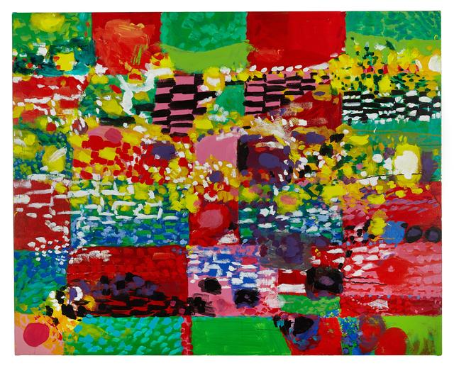 Lisa Warren, 'Love Bomb', 2019, Painting, Acrylic on canvas, Standard Space