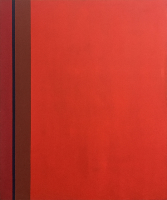 , 'Film Series - Red,' 1973, 203 Fine Art