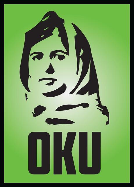 , 'OKU,' 2015, ART50.NET