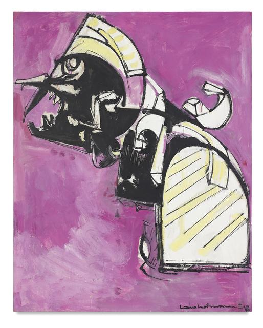 , 'Fury No. 1,' 1945, Miles McEnery Gallery
