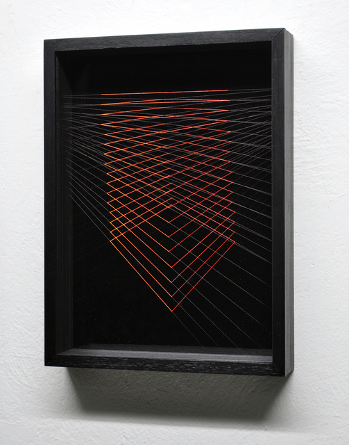 , 'Iridescence #3 (the origin of a square),' 2019, The Flat - Massimo Carasi