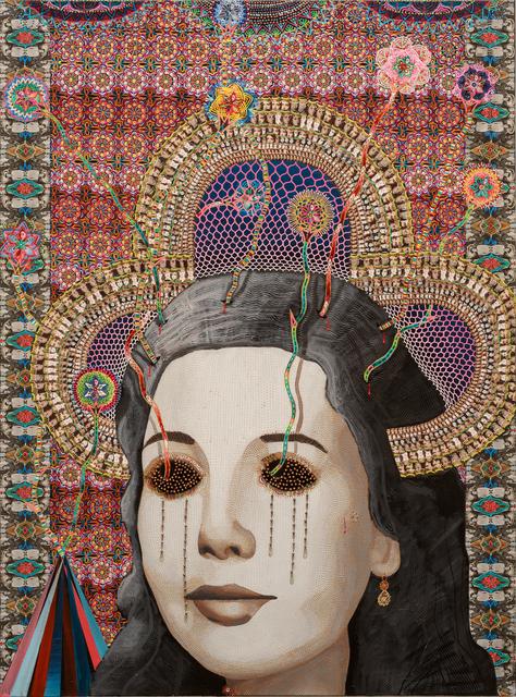 , 'Les Femmes D'Alger #61,' 2016, Lawrie Shabibi