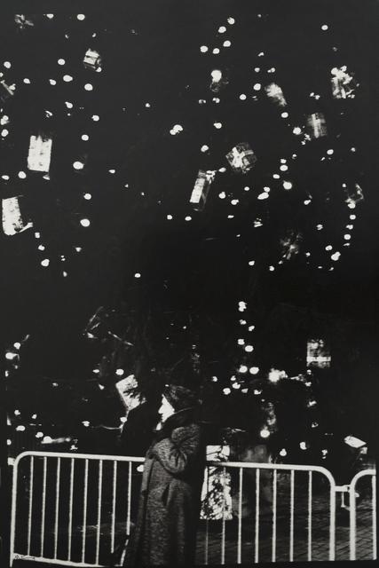, 'Christmas Constellation, Brussels, Belgium,' 1978, Jenkins Johnson Gallery